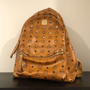 MCM -  Stark Sprinkle Stud Medium Backpack